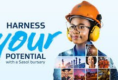 Sasol HR Novice Trainee Programme for Young South Africans 2019
