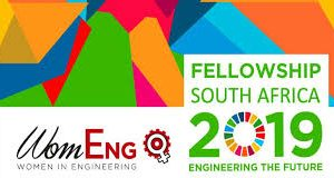 Women in Engineering (WomEng) South Africa Fellowships 2019