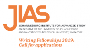 JIAS Funded Writing Fellowships