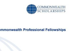 Commonwealth Professional Fellowships for Mid-career Professionals 2020 (Fully-funded)