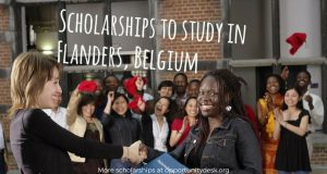 """VLIR-UOS Scholarships for International Training Programme on """"Sustainable Development and Global Justice"""" 2020"""