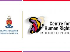 Doctoral Scholarship in Disability Rights at the Centre for Human Rights, University of Pretoria