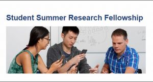 ETH Student Summer Research Fellowship 2020 for Undergraduate & Graduate students