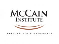 McCain Institute for International Leadership Internship Program – Spring 2020