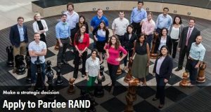 Pardee RAND Graduate School Ph.D. Program in Policy Analysis 2020 [Funding-available]