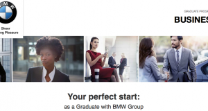 BMW SA Global Leadership Development Program 2020 for Young South Africans