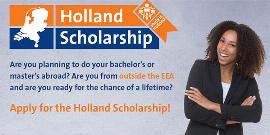 Holland Scholarship for Non-EEA International Students
