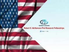 Robert S. McNamara PhD Research Fellowships 2021/2022